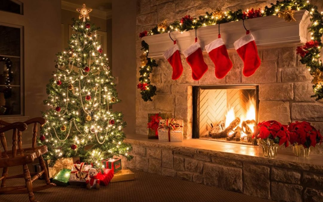 Fire Up Your Holidays—But Not Your Home!